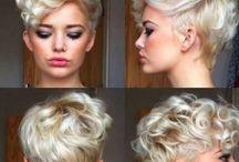 cabelos fêmeas