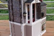 Barbie Folding Pretty House