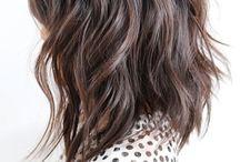 Textured haircut