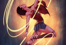 !Wonder!Woman!Girl!Power!