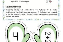 Math - addition, soustraction