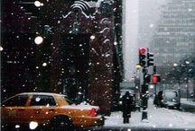 Saul Leiter / Fotografía urbana