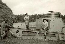 Sweden tank's  WWII