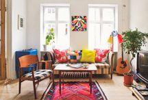 living room / by Jessica Reid