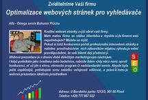 Alfa - Omega servis - optimalizace webových stránek SEO Plzeň. / SEO Plzeň.Tvorba webových stránek. Zhotovení webových prezentací. Optimalizace webových stránek pro vyhledávače.  SEO služby. Portáll služeb nejen pro Plzeň a okoí.