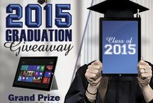 Education giveaways