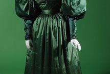 Vintage Wardrobe - 1400s-1890s / by Gabriela Sánchez Ramírez