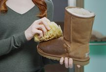 Golden Shoes Footwear Care / Tips and tricks to help you keep your new shoes and boots looking and feeling new!