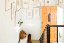 Gallery Wall Ideas / by Pamela Stephens