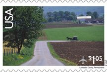 Places We'd Like to Go / by U.S. Postal Service