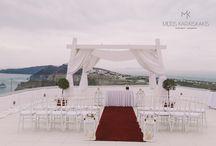 Wedding Martha-Hubert / A unique wedding in Oia in Santorini