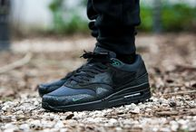 "Nike Air Max 1 Premium ""Black Safari"" (512033-030)"