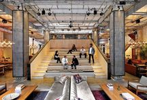 university interior / by Coco Certified