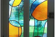 SpiroGlass / SpiroGlass - Unique Stained Glass Garden Art