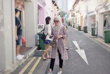 Singapore Hijab