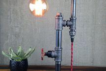 Lampade / Lampade pipe style