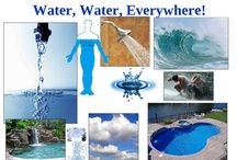 Project water / Water