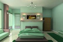 Bedroom / by Stacy Kim