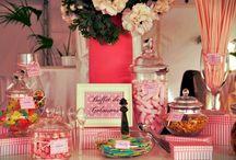 """""""Las Mesas de ETC"""" / Nuestras mesas... puedes encontrar mesas dulces, de limonadas, de cerveza, de quesos, de mojitos... en fin...lo que se nos ocurra! Pero siempre con el mimo y cuidado de ETC. Hecho con amor!! www.etcbahia.com"""