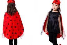 Katica jelmez / ladybird costume DIY