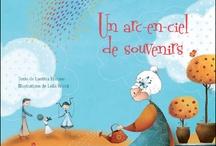Favorite children's books / Les livres jeunesse que j'aime lire, qui me font rêver /// Children's books that I read, that make me dream