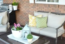 Patio furniture for your deck!