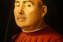 Antonello da Messina / Storia dell'Arte Pittura  15° sec. Antonello da Messina  1430-1479