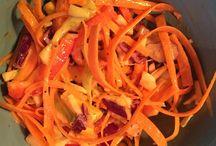 Paleo/Whole 30 Salads
