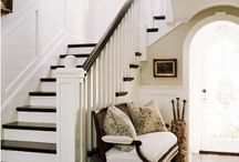 Stairways Hallways Entryways / by Cindy Scorsone