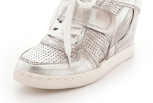 Wedge Sneakers / Cool and Stylish Wedge Sneakers