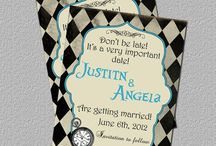 Stationery - invitations, save the date, design, paper, for weddings