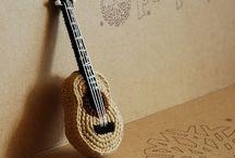 instrumentos crochet