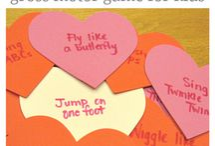 Valentine's Day Activities / Fun activities to do on Valentine's Day!