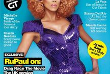 SHADE Dragazine / Shade Dragazine is the world's first quality, content-driven magazine dedicated to all things drag. Think campery and catfights, make-up and break-ups - then throw in the most glamourous of glamazons - and you're half way there.   In each issue we will bring you full-length interviews and photo shoots with your favourite drags stars.  Shade aims to capture the imagination of drag in the 21st century, creating a brand new platform for the global drag community and their admirers.
