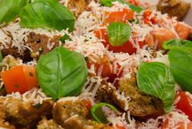 Herkkuja / Toscanalainen salaatti