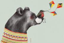 Illustrations / by Bernice van Rooyen