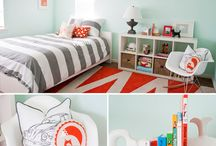Déco :: Chambre Fiston / Toddler boy room / by Sophie