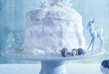 Cake ideas / Snow cake