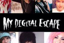 My Digital Escape ♡