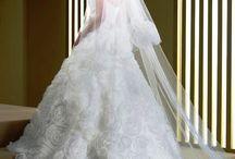 Wedding / Rochi de mirese strínse cu ocazia nunti fetei mele....