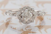 Vintage Engagement Ring / Classy / Vintage Egagement rings.