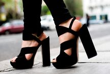 Shoes I Love / by Sharon Rohr