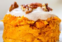 Recipes Using Pumpkin / by Valerie Hensley