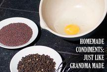 Condiments, Sauces & More