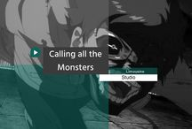 Calling all the monsters