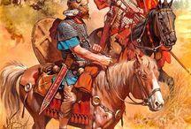Romani cavalleria ausiliare