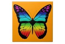 Inspiration - Butterflies & Other Little 'Bugs'