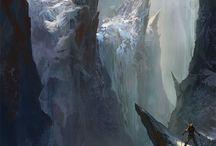 Frosty Canyon