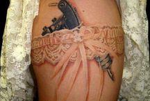 Tattoos / by Arielen Lefay