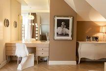 Kolor ścian - salon